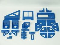 Anet A8 to AM8 Conversion Kit Metal Frame Rebuild Kit Parts Umbausatz Teile ABS