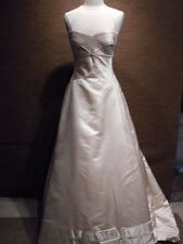 Henry Roth 49041-Wedding Gown- Blush Pink- Size 14 (107L)