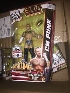 figure pop rare Wwe tna aew signed or unsigned