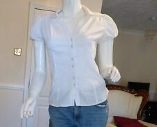 River Island Stunning Top  (Size UK12 - White)