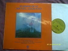 MICHEL LEGRAND-SUMMER OF '42 SOUNDTRACK LP