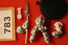 Games Workshop Warhammer 40k Grey Knights Paladins Terminator Metal Mint OOP B2