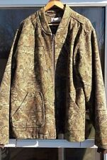 Filson Camouflage Virgin Wool XL Jacket Mackinaw style 122