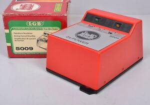 """LGB 5009 Fahrstrom-Verstärker """"2x POWER"""" / OVP"""