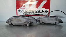 1999 PORSCHE BOXSTER LEFT AND RIGHT FRONT PAIR BRAKE CALIPERS OEM
