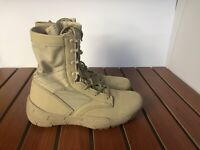 Rare🔥Rothco V-Max Lightweight Tan Tactical Boot Mens 9 R Excellent!