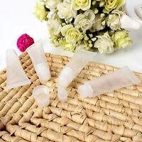 2~100Pcs Lip Tube Plastic Balm Empty Gloss Container Lipstick Sample 8ml