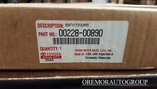 TOYOTA OEM 89-95 Pickup Rear Bumper-Mount Bracket 0022800890