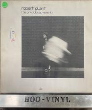 ROBERT PLANT The Principle of Moments LP EX Vinyl 1983 Led Zeppelin