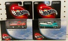 Hot Wheels Collectors '59 Chevy Apache Fleetside #54540 & '59 El Camino #54542