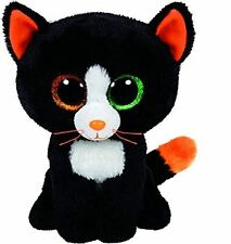 """TY Beanie Boo Babie 6 Inch Frights the Cat - 6"""" Collectable Beanie Babies"""