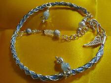 Handmade Moonstone Natural Beaded Costume Bracelets
