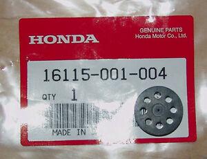 HONDA FUEL/GAS TAP PETCOCK PACKING GASKET/SEAL C70 CT70 CT90 CT200