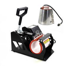 Transfer Sublimation Cup Coffee Mug Heat Press Printing Machine Digital 2 in 1