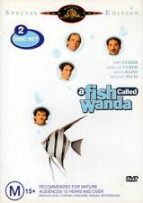 A Fish Called Wanda - John Cleese, Jame-Lee Curtis, Michael Palin - 2 DVD Set