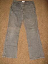 """women's or junior's CHICO Platinum jeans--black/gray--size 1.5 short--Inseam 30"""""""