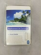 HP 51645A Genuine Black Ink Cartridge HP 45 Cartridge Sealed New