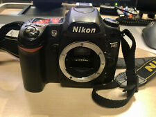 Nikon D80 Camera Bundle - Error Message