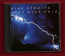 DIRE STRAITS - Love Over Gold (5 trk CD album) Mark Knopfler