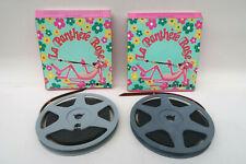 La Panthere Rose Chevalier sans peur Pinky au Texas 2 Films Super 8 Couleur