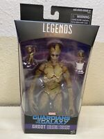 GROOT Marvel Legends Guardians of the Galaxy Groot Evolution NEW IN HAND