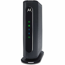 Motorola 8x4 Cable Modem Model MB7220 343 Mbps DOCSIS 3.0