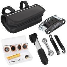 Flickzeug Werkzeuge Fahrrad Reparatur Set umfassen Fahhradtasche und Werkzeugset