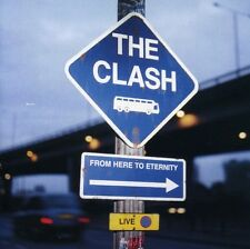 The Clash - Live: From Here to Eternity [New CD]