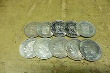 Anlegerposten , Niederlande Silber, 10 x 2,5 Gulden ALT , 250 g, Investorenpaket