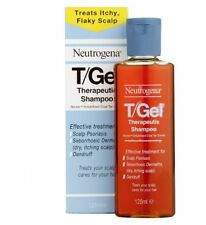 Neutrogena T/Gel Therapeutic Shampoo 125ml **DRY, FLAKY SCALP & DANDRUFF**