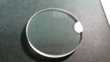 Sapphire dome Crystal for Lecoultre 35.3mm diameter x 3.8mm thick Unbranded