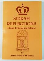 Sidrah Reflections Guide Torah by Isaacs (1998, Paperback)