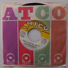 PERSUADERS: That's The Way She Is ATCO 45 SOUL NM- STOCK