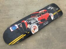 POWELL PERALTA STEVE CABALLERO Hot Rod Skateboard Deck - RARE FIND