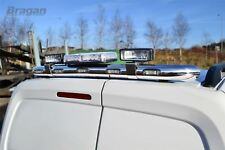 To Fit 16+ Peugeot Partner Rear Roof Light Bar + Flashing Beacon + Lamps + LEDs