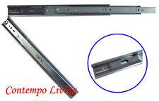 """20"""" Ball Bearing Hydraulic Soft Close Drawer Slide"""