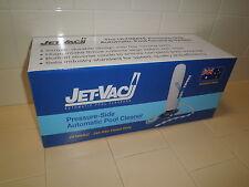 JETVAC JET VAC AUTOMATIC SWIMMING POOL CLEANER JV105 HEAD UNIT ONLY  +  WARRANTY