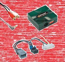 GMC 2000+ radio auxiliary audio input adapter. Add iPod, Zune, mp3. PXDX PXHGM3