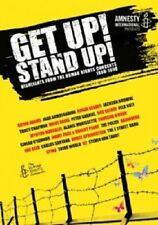 BRYAN ADAMS/TRACY CHAPMAN/PETER GABRIEL/+ - GET UP!STAND UP!  DVD POP NEU