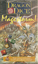 Dragon Dice Magestorm Expansion   NIB  Sealed