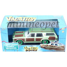 GREENLIGHT 86451 WAGON QUEEN TRUCKSTER NATIONAL LAMPOON'S VACATION 1/43 Chase