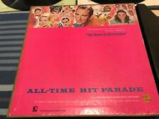 THE YEARS TO REMEMBER ALL-TIME HIT PARADE 3 ALBUM SET