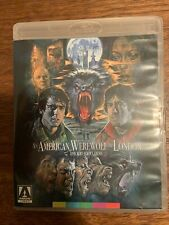 New listing An American Werewolf In London Blu Ray Arrow Video Special Edition