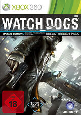 Watch Dogs - Special Edition für XBOX 360 | 100% UNCUT | NEUWARE | DEUTSCH!