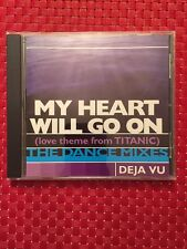 Deja Vu My Heart Will Go On (Love Theme From Titanic) CD (1998) - Dance Mixes