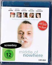 """MIDDLE OF NOWHERE"" - Anton Yelchin, Susan Sarandon - Komödie - BLU RAY"