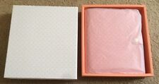 Kikki K PEACH large A5 perforated planner diary agenda BRAND NEW
