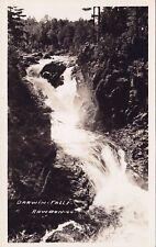 Darwin Falls RAWDON Quebec Canada 1925-40s L. Charpentier Real Photo Postcard 44