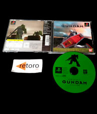 MOBILE SUIT GUNDAM VERSION 2.0 Playstation PSX Play Station PS1 JAP Bandai