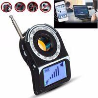 Portable CC309 GPS GSM WIFI G4 RF Tracker Hidden Camera  Finder Detector  Lens